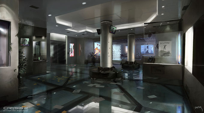 Crysis 2 Concept Art by Viktor Jonsson 02a