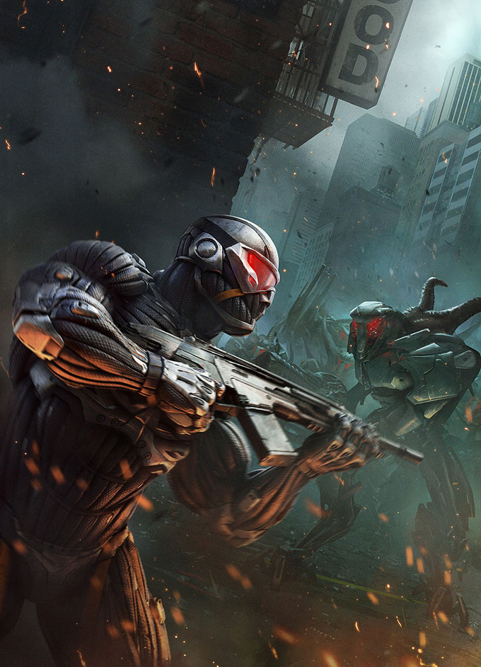 Crysis 2 Concept Art by Viktor Jonsson 10a