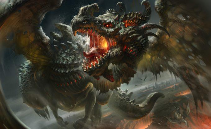 Ivan_Laliashvili_Concept_Art_Illustration_07_dragon