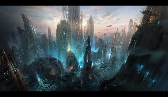 Ivan_Laliashvili_Concept_Art_Illustration_13_sci_fi_city