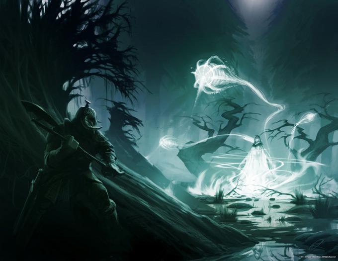 The Elder Scrolls V Skyrim Concept Art Ray Lederer 01a