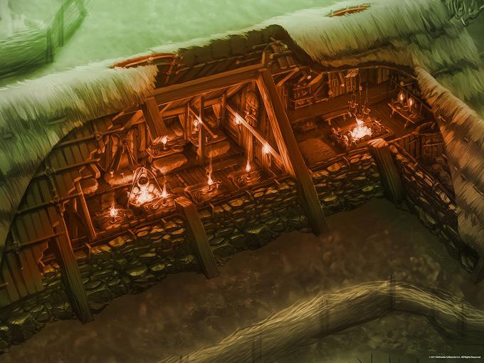 The Elder Scrolls V Skyrim Concept Art Ray Lederer 16a