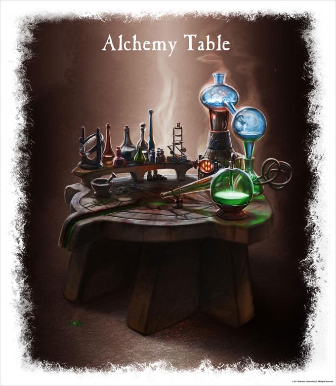 The Elder Scrolls V Skyrim Concept Art Ray Lederer 22a