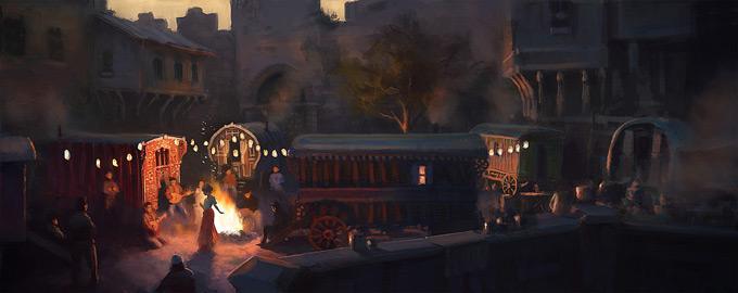 AssassinsCreed Revelations Concept Art Gilles Beloeil 01a
