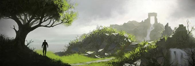 AssassinsCreed Revelations Concept Art Gilles Beloeil 24a