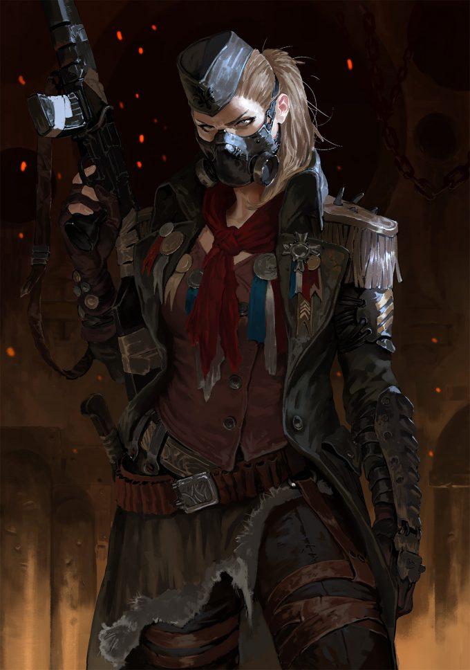 Degenesis The Killing Game