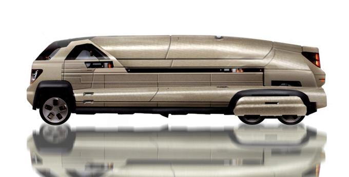 Matt Codd Concept Art and Illutration - Vehicle Design