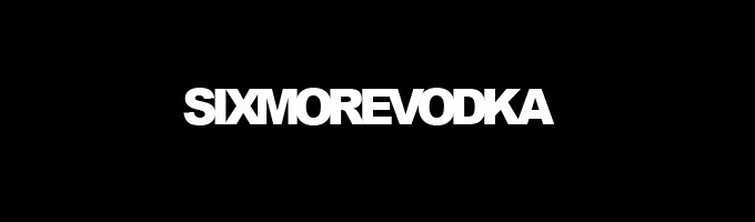 SIXMOREVODKA is a concept design studio based in Berlin