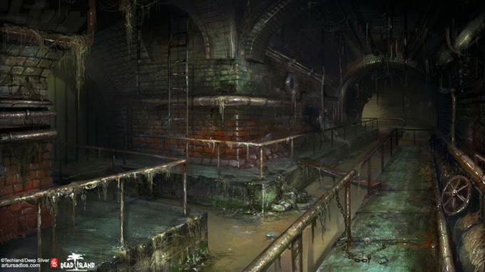Dead Island Concept Art by Artur Sadlos 01a