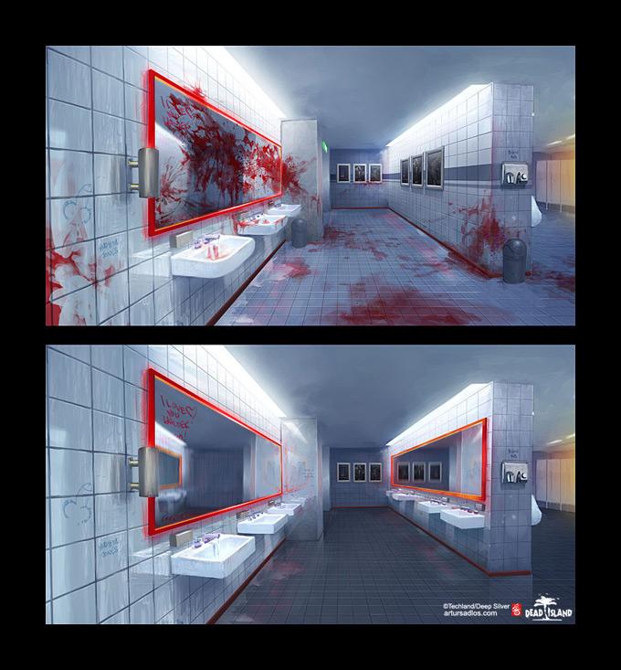 Dead Island Concept Art by Artur Sadlos 02a