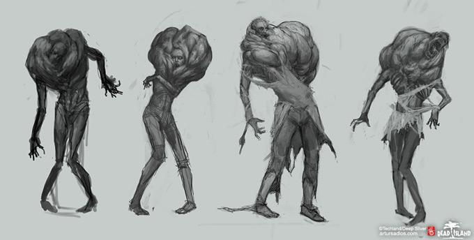 Dead Island Concept Art by Artur Sadlos 04a