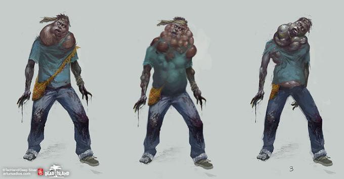 Dead Island Concept Art by Artur Sadlos 08a