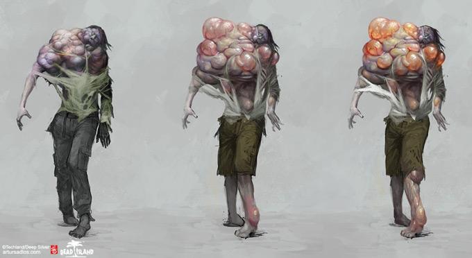 Dead Island Concept Art by Artur Sadlos 09a