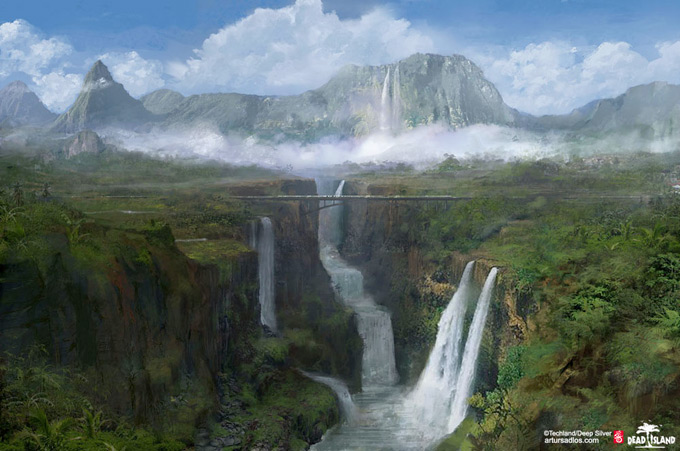 Dead Island Concept Art by Artur Sadlos 12a
