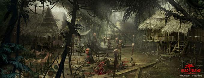 Dead Island Concept Art by Artur Sadlos 15a