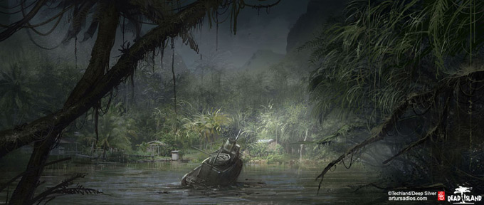 Dead Island Concept Art by Artur Sadlos 18a