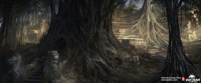 Dead Island Concept Art by Artur Sadlos 19a