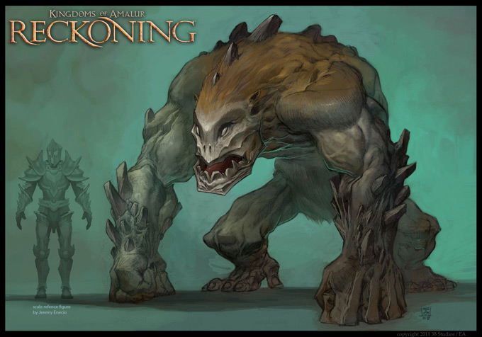 Kingdoms of Amalur Reckoning Concept Art 03a