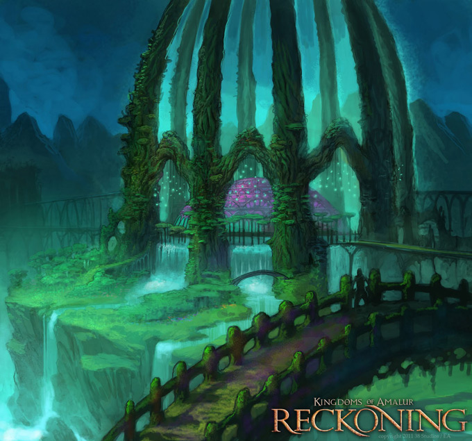 Kingdoms of Amalur Reckoning Concept Art 06a
