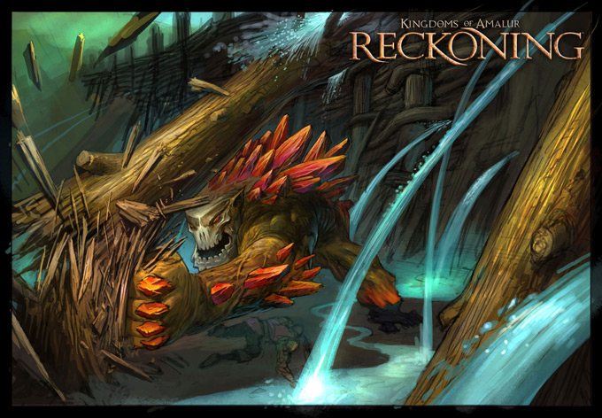 Kingdoms of Amalur Reckoning Concept Art 08a
