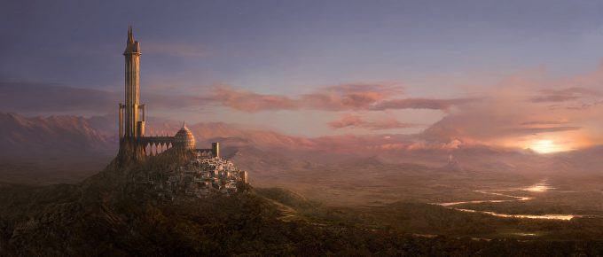 Andreas_Rocha_Concept_Art_Illustration_spring-sunset
