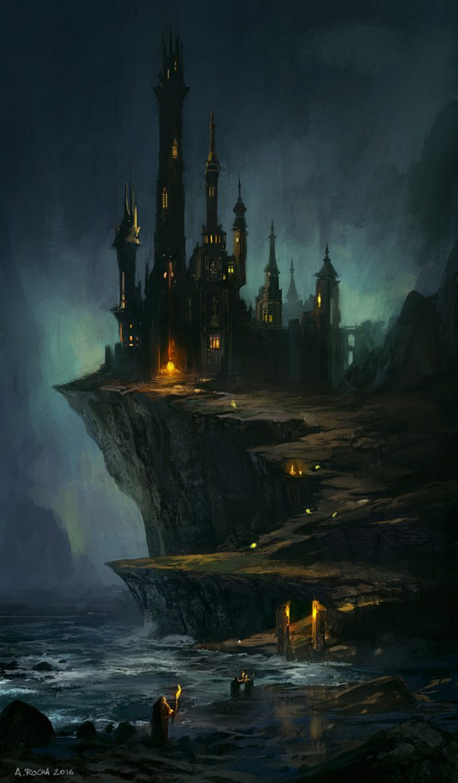 Andreas_Rocha_Concept_Art_Illustration_wizard-castle