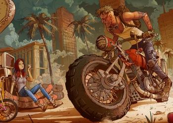 Ignacio Bazan Lazcano Concept Art biker 4 M01