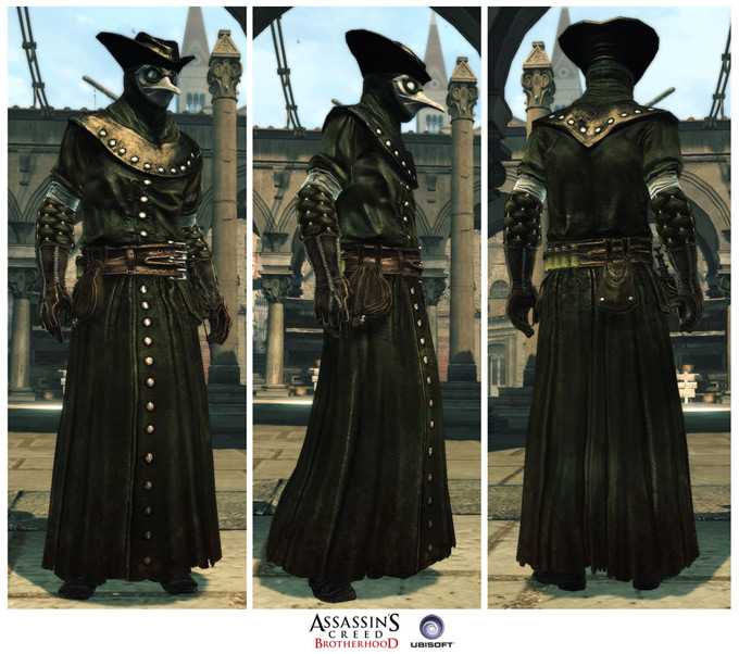 Assassins Creed Concept Art by Antoine Rol 03a