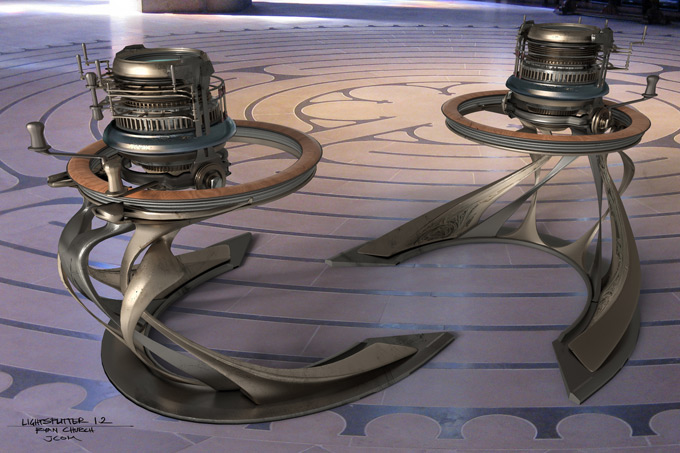 John Carter Concept Art by Ryan Church 26a