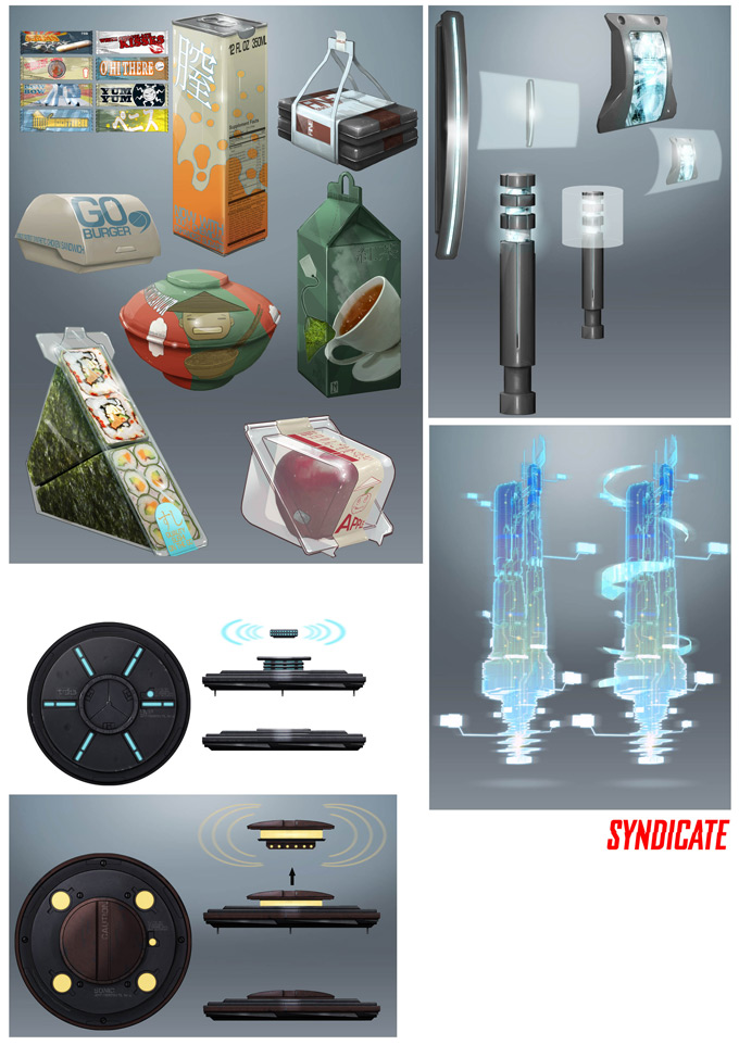 Syndicate Concept Art by Bradley Wright 04a