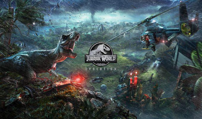TwoDots 07 Jurassic World Evolution