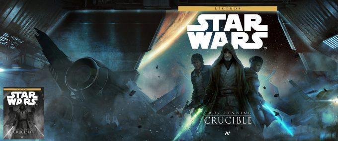 TwoDots 24 Crucible Star Wars Legends