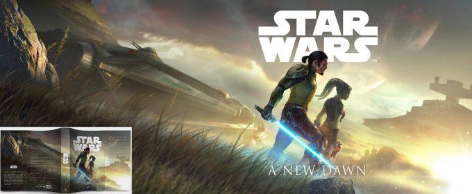 TwoDots 25 A New Dawn Star Wars