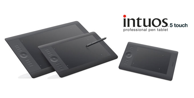 Intuos5 professional pen tablet