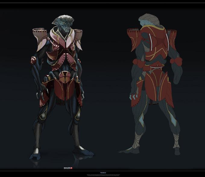 Mass Effect 3 by Benjamin Huen 01a