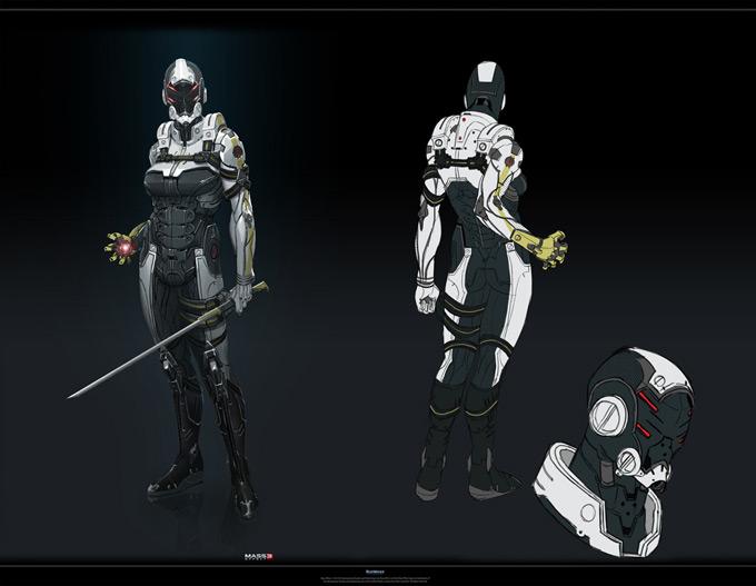 Mass Effect 3 by Benjamin Huen 05a