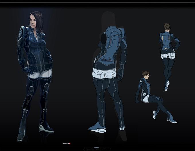 Mass Effect 3 by Benjamin Huen 08a