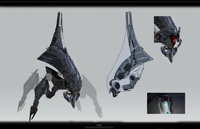 Mass Effect 3 by Benjamin Huen 11a