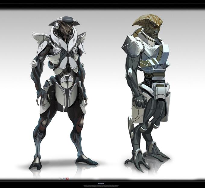 Mass Effect 3 by Benjamin Huen 12a