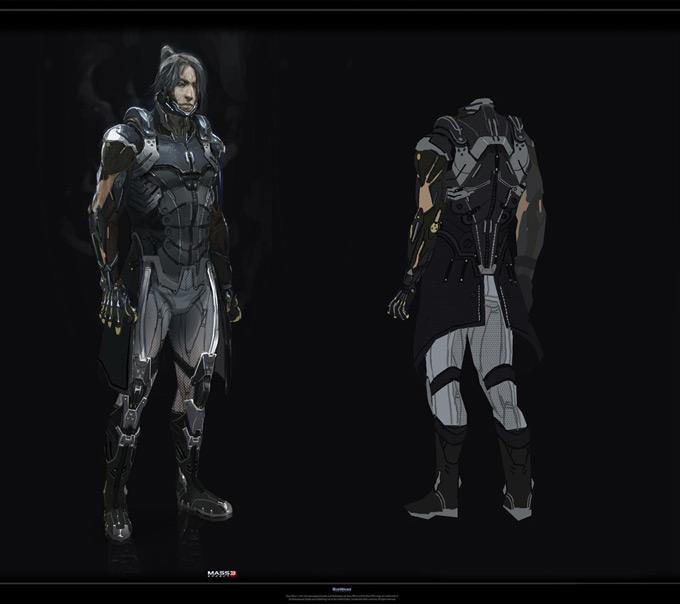 Mass Effect 3 by Benjamin Huen 13a