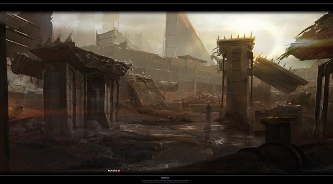 Mass Effect 3 by Benjamin Huen 15a