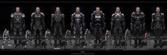 Mass Effect 3 by Benjamin Huen 16a