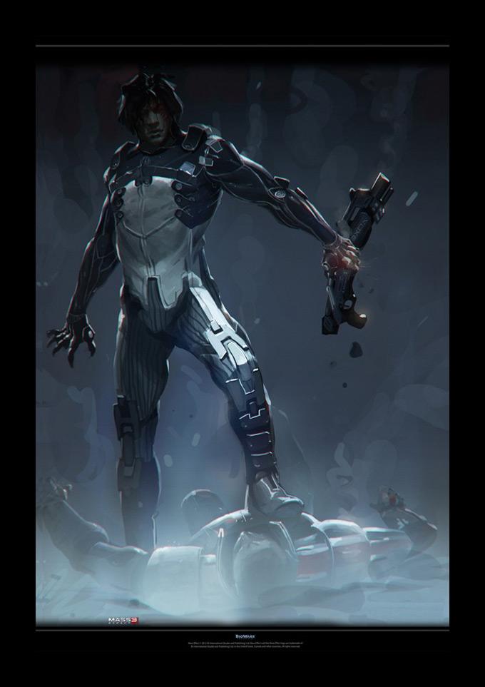 Mass Effect 3 by Benjamin Huen 17a