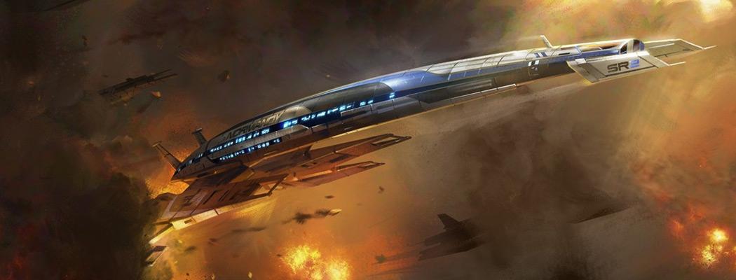 Mass Effect 3 by Benjamin Huen MA