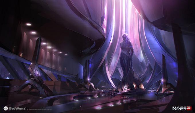 Mass Effect 3 Concept Art by Brian Sum 01a1