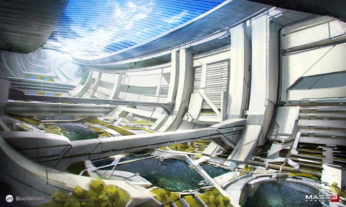 Mass Effect 3 Concept Art by Brian Sum 05a