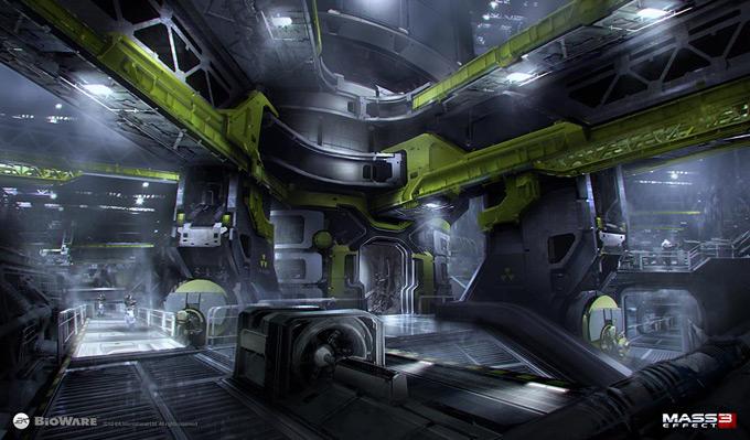 Mass Effect 3 Concept Art by Brian Sum 06a