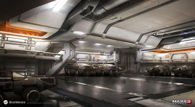 Mass Effect 3 Concept Art by Brian Sum 08a