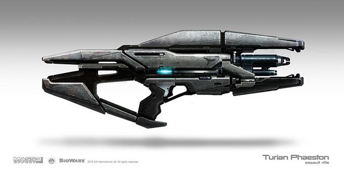 Mass Effect 3 Concept Art by Brian Sum 15a