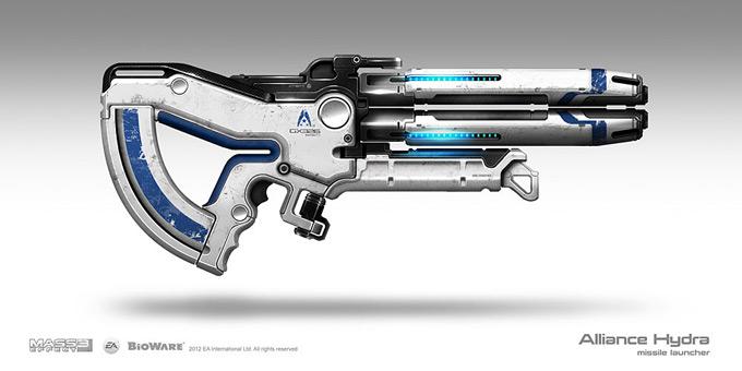 Mass Effect 3 Concept Art by Brian Sum 16a